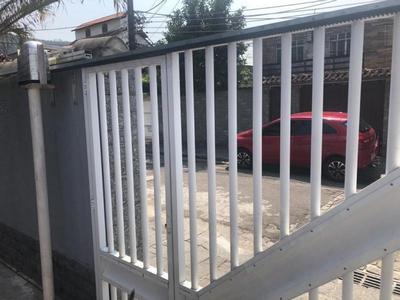Instalação de portão automatico
