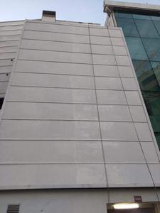 Pintura de fachada predial